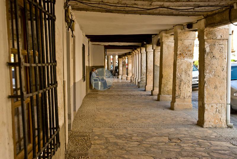 Tendilla. La Alcarria. Guadalaara ©Antonio Real Hurtado / PILAR REVILLA