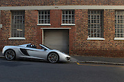 Crossley & Webb prepare their new showroom in Cape Town. These images show off the vehicles available to their Ecurie 25 Super Car Club members.