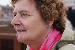 Portrait of Elderly woman,