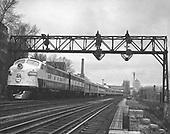 Le développement des chemins de fer à Montréal