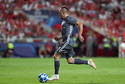 September 19, 2018 - Lisbon, Portugal - Bayern Munich's midfielder Franck Ribery from France in action during the UEFA Champions League Group E football match SL Benfica vs Bayern Munich at the Luz stadium in Lisbon, Portugal on September 19, 2018. (Credit Image: © Pedro Fiuza/NurPhoto/ZUMA Press)