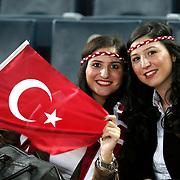 Turkey's and Brazil's during their a international friendly soccer match Turkey betwen Brazil at Sukru Saracoglu Arena in istanbul November 12, 2014. Photo by Aykut AKICI/TURKPIX
