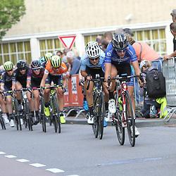 01-09-2017: Wielrennen: Boels Ladies Tour: Weert: Maria Giulia Confalonieri