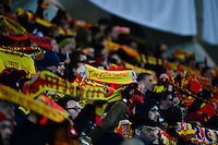 Supporters Lens - 17.01.2015 - Lens / Lyon - 21eme journee Ligue 1<br />