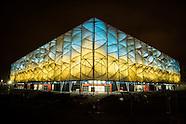 Olympics Basketball Stadium lighting 2012