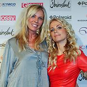 NLD/Amsterdam/20120618 - Inloop Meest Sexy Mannelijke BN'er , Inge Harten en Vivian Reijs