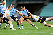 Izaia Perese. Waratahs v Hurricanes. 2021 Super Rugby Trans Tasman Round 1 Match. Played at Sydney Cricket Ground on Friday 14 May 2021. Photo Clay Cross / photosport.nz