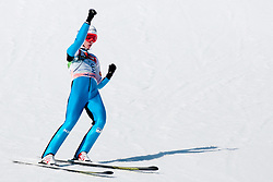 Jaka Hvala of Slovenia during Flying Hill Team at 3rd day of FIS Ski Jumping World Cup Finals Planica 2012, on March 17, 2012, Planica, Slovenia. (Photo by Matic Klansek Velej / Sportida.com)