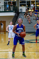 21 June 2014:  Marta Burse (25), 2014 Girls Illinois Basketball Coaches Association All Start game at the Shirk Center in Bloomington IL