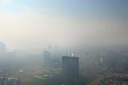 Milan:view from the Palazzo della regione