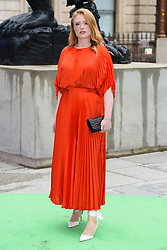 Freya Ridings arriving for Royal Academy of Arts Summer Exhibition Preview Party 2019 held at Burlington House, London. Picture date: Tuesday June 4, 2019. Photo credit should read: Matt Crossick/Empics. EDITORIAL USE ONLY.
