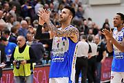 DESCRIZIONE : Beko Legabasket Serie A 2015- 2016 Dinamo Banco di Sardegna Sassari - Openjobmetis Varese<br /> GIOCATORE : Brian Sacchetti<br /> CATEGORIA : Ritratto Esultanza Postgame<br /> SQUADRA : Dinamo Banco di Sardegna Sassari<br /> EVENTO : Beko Legabasket Serie A 2015-2016<br /> GARA : Dinamo Banco di Sardegna Sassari - Openjobmetis Varese<br /> DATA : 07/02/2016<br /> SPORT : Pallacanestro <br /> AUTORE : Agenzia Ciamillo-Castoria/C.Atzori