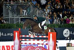 De Miranda Doda, (BRA), AD Living The Dream, FEI President<br /> Logines Challenge Cup<br /> Furusiyya FEI Nations Cup Jumping Final - Barcelona 2015<br /> © Dirk Caremans<br /> 25/09/15