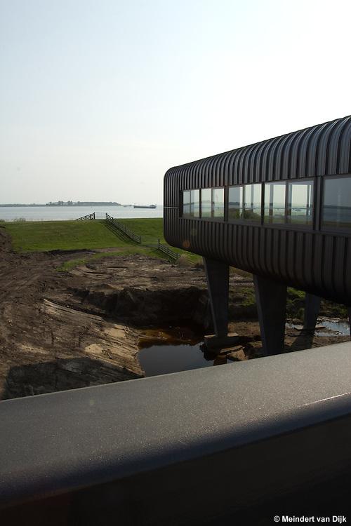 Nieuw bezoekerscentrum Woudagemaal Lemmer