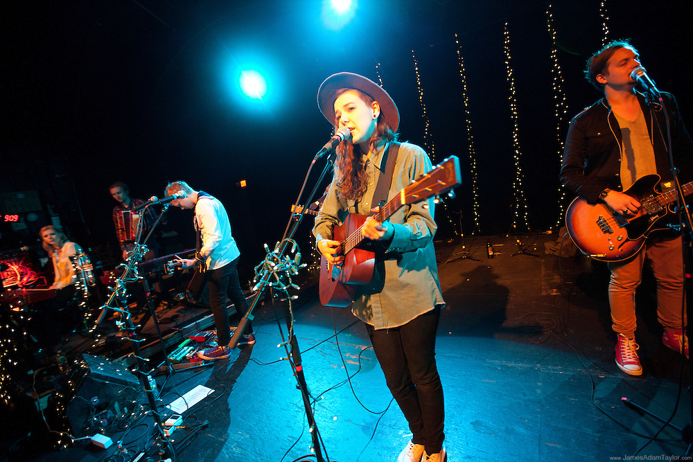 Of Monsters and Men live at the TLA in Philadelphia