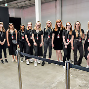 Fashionist Attendees at the Graduate Fashion Week 2019 - Final Day, on 5 June 2019, Old Truman Brewery, London, UK.