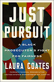 """January 18, 2022 - WORLDWIDE: Laura Coates """"Just Pursuit"""" Book Release"""