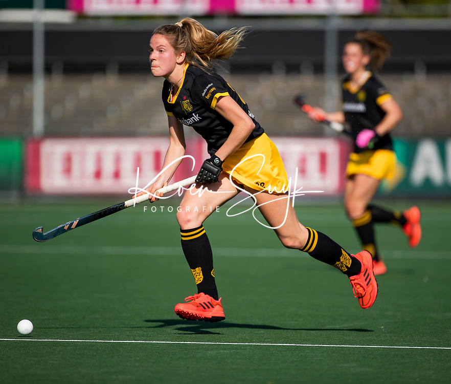 AMSTERDAM - EuroHockey Club Cup 2019 Women, HC Den Bosch (NED) - Loreto HC (IRL). Maartje Krekelaar (DBO)    COPYRIGHT  KOEN SUYK WORLDSPORTPICS