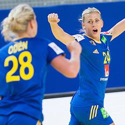 20141210: CRO, Handball - 2014 EHF European Women's Championship, Netherlands vs Sweden