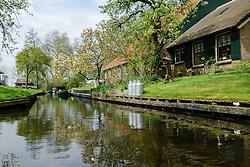 Giethoorn, Steenwijkerland, Overijssel, Nederland, Netherlands