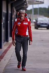November 20, 2018 - Valencia, Spain - Gigi Dall'Ignaof Ducati during the tests of the new MotoGP season 2019 at Ricardo Tormo Circuit in Valencia, Spain on 20th Nov 2018  (Credit Image: © Jose Breton/NurPhoto via ZUMA Press)