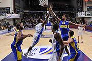 DESCRIZIONE : Eurolega Euroleague 2015/16 Group D Dinamo Banco di Sardegna Sassari - Maccabi Fox Tel Aviv<br /> GIOCATORE : MarQuez Haynes Sylven Landesberg<br /> CATEGORIA : Rimbalzo<br /> SQUADRA : Dinamo Banco di Sardegna Sassari<br /> EVENTO : Eurolega Euroleague 2015/2016<br /> GARA : Dinamo Banco di Sardegna Sassari - Maccabi Fox Tel Aviv<br /> DATA : 03/12/2015<br /> SPORT : Pallacanestro <br /> AUTORE : Agenzia Ciamillo-Castoria/L.Canu