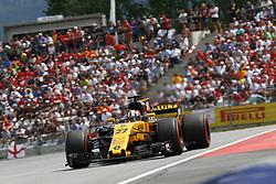 July 9, 2017 - Spielberg, Austria - Motorsports: FIA Formula One World Championship 2017, Grand Prix of Austria, ..#27 Nico Hulkenberg (GER, Renault Sport F1 Team) (Credit Image: © Hoch Zwei via ZUMA Wire)