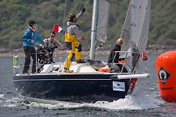 Day three of the Silvers Marine Scottish Series 2016, the largest sailing event in Scotland organised by the  Clyde Cruising Club<br /> Racing on Loch Fyne from 27th-30th May 2016<br /> <br /> GBR8272T, Satisfaction, Nicholas Marshall, St Mary's Loch SC, J 92<br /> <br /> Credit : Marc Turner / CCC<br /> For further information contact<br /> Iain Hurrel<br /> Mobile : 07766 116451<br /> Email : info@marine.blast.com<br /> <br /> For a full list of Silvers Marine Scottish Series sponsors visit http://www.clyde.org/scottish-series/sponsors/