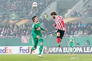 Rapid Vienna v Athletic Bilbao 081216