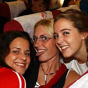Miss Nederland 2003 reis Turkije, Yvonne Beekelaar, Natascha Hassink, Leonie Klip