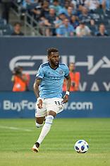 New York City FC v Orlando City 3 June 2018