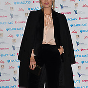 Laura Whitmore attends Women of the Year Lunch and Awards at Intercontinental Hotel Park Lane, London, UK. 15 October 2018.