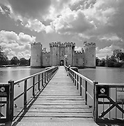 Bodiam Castle, Front Door
