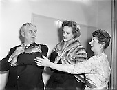 1958 - Press Conference by Chinchilla Ltd at the Shelbourne Hotel