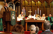 2012 - Bishop Cox at First Baptist Church of Dayton