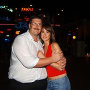 Miss Nederland 2003 reis Turkije, Miss Noord Holland, Edwin Janssen + Marenka Vink
