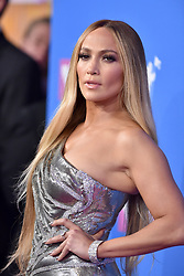 Jennifer Lopez attends the 2018 MTV Video Music Awards at Radio City Music Hall on August 20, 2018 in New York City. Photo by Lionel Hahn/ABACAPRESS.COM