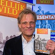 NLD/Amsterdam/20190207 - Boekpresentatie Maarten van Nispen, Maarten