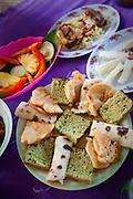 Lovo, Melanesian food, Naveyago Village, Sgatoka Valley, Viti Levu, Fiji