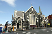 Dunedin, New Zealand, Fortune Theatre (a converted church)
