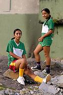 Futbol por la paz. Futbol callejero en Colombia.