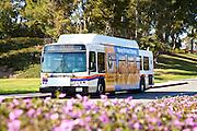 OCTA Route 91 To Saddleback Community College In Mission Viejo California
