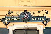 Pharmacy Museum Bratislava Slovakia