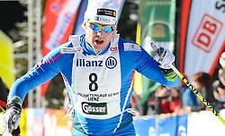 23.01.2011, Loipe Obertilliach, Obertilliach, AUT, 37. Dolomitenlauf, im Bild Martin Larsson (SWE)// EXPA Pictures © 2011, PhotoCredit: EXPA/ M. Gruber