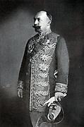 Peter L Bark, Russian minister of finance under Nicholas II.