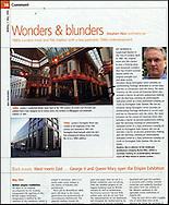 Leadenhall Market / Guardian / May 2006