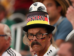 June 17, 2018 - Moscow, Russia - June 17, 2018, Russia, Moscow, FIFA World Cup, First round, Group F, Germany vs Mexico at the Luzhniki stadium. (Credit Image: © Russian Look via ZUMA Wire)