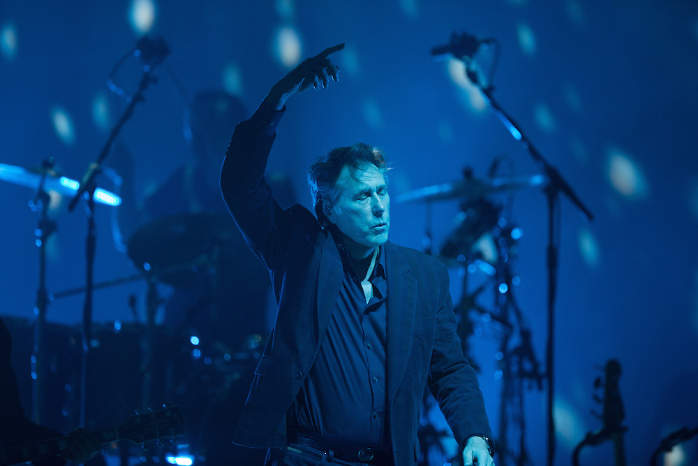 Roxy Music singer Bryan Ferry opens his new tour in Perth Concert Hall.  Picture Robert Perry 16th April 2016<br /> <br /> Please credit photo to Robert Perry<br /> <br /> FEE PAYABLE FOR REPRO USE<br /> FEE PAYABLE FOR ALL INTERNET USE<br /> www.robertperry.co.uk<br /> NB -This image is not to be distributed without the prior consent of the copyright holder.<br /> in using this image you agree to abide by terms and conditions as stated in this caption.<br /> All monies payable to Robert Perry<br /> <br /> (PLEASE DO NOT REMOVE THIS CAPTION)<br /> This image is intended for Editorial use (e.g. news). Any commercial or promotional use requires additional clearance. <br /> <br /> Copyright 2016 All rights protected.<br /> first use only<br /> contact details<br /> Robert Perry     <br /> 07702 631 477<br /> robertperryphotos@gmail.com<br />   <br /> Robert Perry reserves the right to pursue unauthorised use of this image . If you violate my intellectual property you may be liable for  damages, loss of income, and profits you derive from the use of this image.