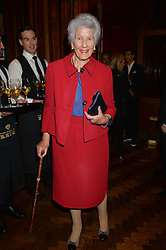 MARIA CARMELLA, VISCOUNTESS HAMBLEDEN at a party to celebrate the launch of the Maison Assouline Flagship Store at 196a Piccadilly, London on 28th October 2014.  During the evening Valentino signed copies of his new book - At The Emperor's Table.