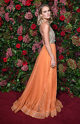 Cressida Bonas attending the Evening Standard Theatre Awards 2018 at the Theatre Royal, Drury Lane in Covent Garden, London. Restrictions: Editorial Use Only. Photo credit should read: Doug Peters/EMPICS
